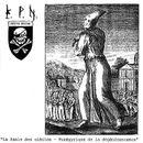 Pochette La Sanie des siècles - Panégyrique de la dégénérescence
