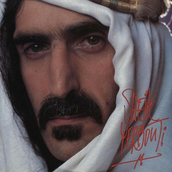 sheik yerbouti frank zappa senscritique