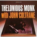 Pochette Thelonious Monk with John Coltrane
