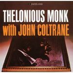 Pochette Thelonious Monk with John Coltrane