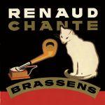 Pochette Renaud chante Brassens
