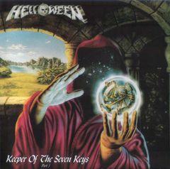 Pochette Keeper of the Seven Keys, Part I