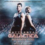 Pochette Battlestar Galactica: Season One (OST)