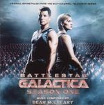 Pochette Battlestar Galactica: Season One: Original Soundtrack From the Sci Fi Channel Television Series (OST)