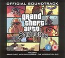 Pochette Grand Theft Auto: San Andreas (OST)