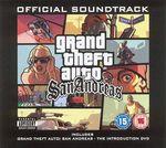 Pochette Grand Theft Auto: San Andreas (OST)