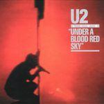 Pochette Under a Blood Red Sky (Live)