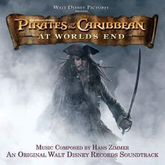 Pochette Pirates of the Caribbean: At World's End (OST)