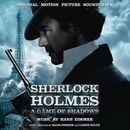 Pochette Sherlock Holmes: A Game of Shadows (OST)