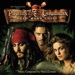 Pochette Pirates of the Caribbean: Dead Man's Chest (OST)