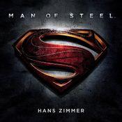 Pochette Man of Steel (OST)