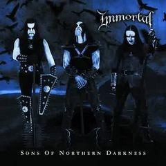 Pochette Sons of Northern Darkness