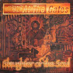 Pochette Slaughter of the Soul