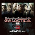 Pochette Battlestar Galactica: Season 3: Original Soundtrack From the Sci Fi Channel Television Series (OST)