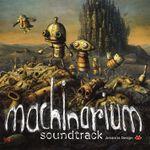 Pochette Machinarium Soundtrack (OST)