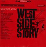 Pochette West Side Story (1961 film cast) (OST)