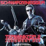 Pochette Terminator 2: Judgment Day: Original Motion Picture Soundtrack (OST)