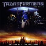 Pochette Transformers: The Score (OST)