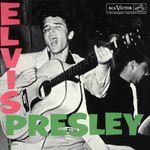 Pochette Elvis Presley