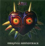 Pochette The Legend of Zelda: Majora's Mask (OST)