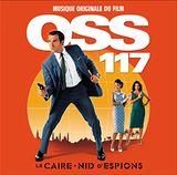 Pochette OSS 117: Le Caire, nid d'espions: Bande originale du film (OST)