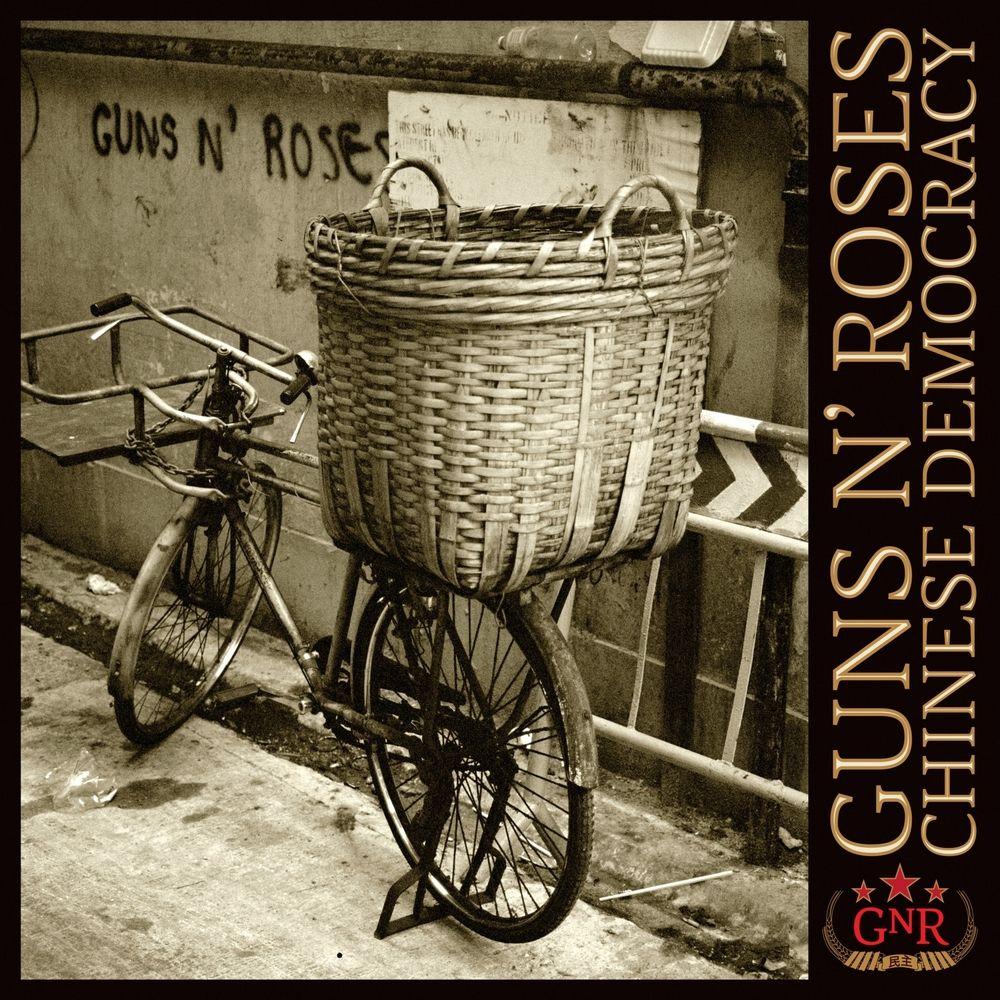 Avis sur l'album Chinese Democracy (2008) par Nicolas_Zaural - SensCritique