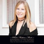 Pochette What Matters Most: Barbra Streisand Sings the Lyrics of Alan and Marilyn Bergman