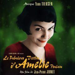 Pochette Le Fabuleux Destin d'Amélie Poulain (OST)