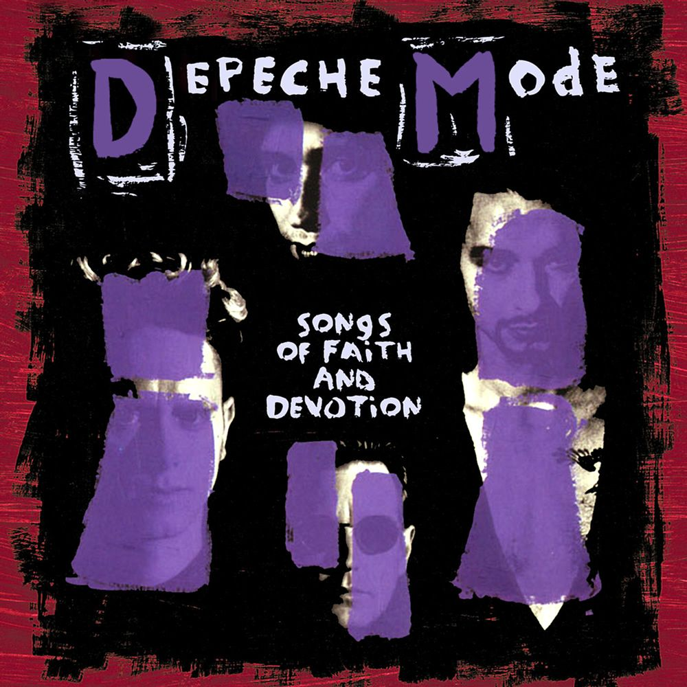 Songs Of Faith And Devotion Depeche Mode Senscritique