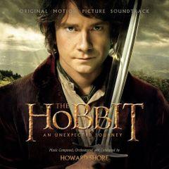Pochette The Hobbit: An Unexpected Journey: Original Motion Picture Soundtrack (OST)