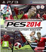 Jaquette Pro Evolution Soccer 2014