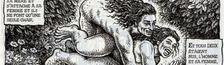 Cover BDs mythologiques (3) - Judaïsme et Christianisme
