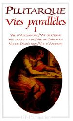 Couverture Vies parallèles, tome 1