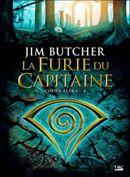 Couverture La Furie du capitaine - Codex Alera, tome 4