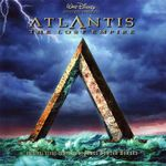 Pochette Atlantis: The Lost Empire (OST)