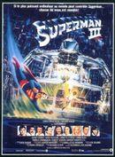 Affiche Superman III