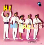 Pochette Hi… We're The Miracles