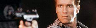 Cover Action hero : Arnold Schwarzenegger