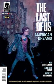 Couverture The Last of Us : American Dreams