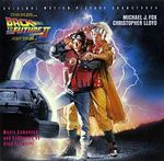 Pochette Back to the Future, Part II (OST)