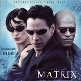 Pochette The Matrix: Original Motion Picture Score (OST)
