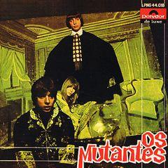 Pochette Os Mutantes