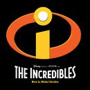 Pochette The Incredibles (OST)