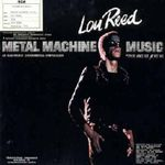 Pochette Metal Machine Music