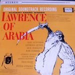 Pochette Lawrence of Arabia (OST)