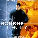 Pochette The Bourne Identity (OST)