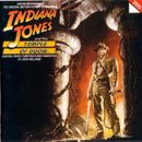 Pochette Indiana Jones and the Temple of Doom (OST)