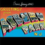 Pochette Greetings From Asbury Park, N.J.