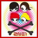 Pochette 2NE1 2nd Mini Album (EP)