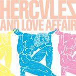 Pochette Hercules and Love Affair